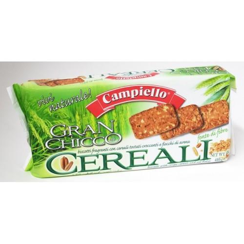 BISCOTTI CHICCO CEREALI CAMPIELLO GR.410