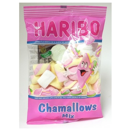 CARAMELLE CHAMALLOWS HARIBO GR.175