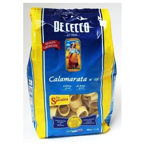 PASTA CALAMARATI DE CECCO GR.500
