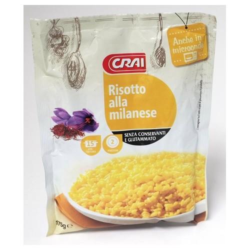 RISOTTO MILANESE CRAI GR.175