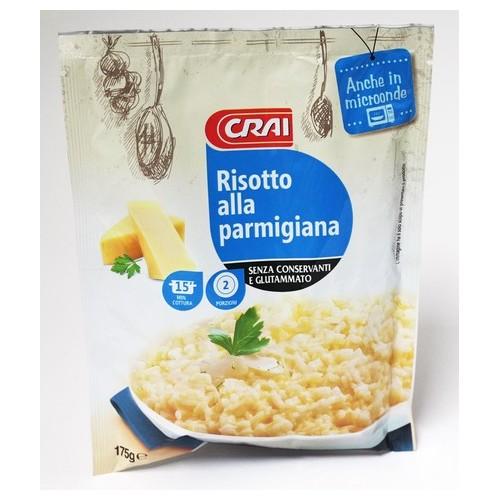 RISOTTO PARMIGIANA CRAI GR.175