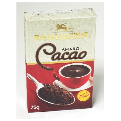 CACAO AMARO PERUGINA GR.75