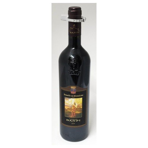 VINO BRUNELLO MONTALCINO BANFI ML.750