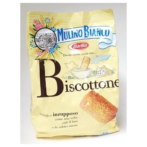BISCOTTI BISCOTTONE M/BIANCO GR.700