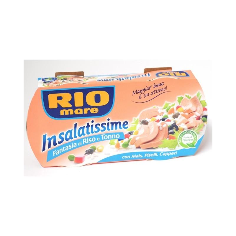 INSALATA TONNO RISO RIO MARE GR.320X2