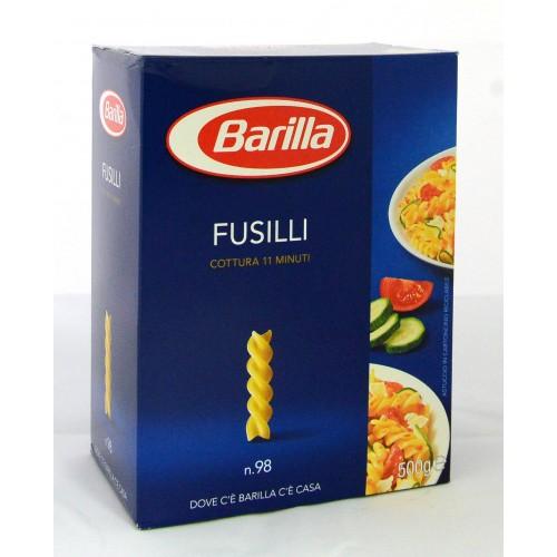 PASTA FUSILLI BARILLA GR.500