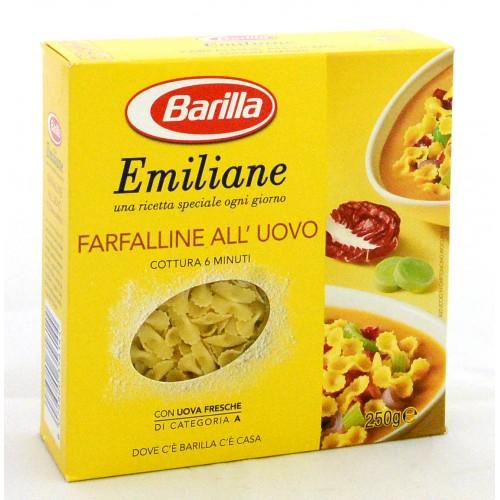 PASTA UOVO FARFALLINE BARILLA GR.250