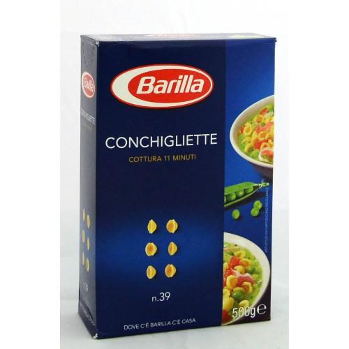 PASTA CONCHIGLIE BARILLA GR.500