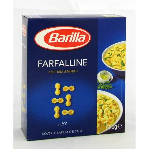 PASTA FARFALLE BARILLA GR.500
