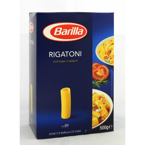 PASTA RIGATONI BARILLA GR.500