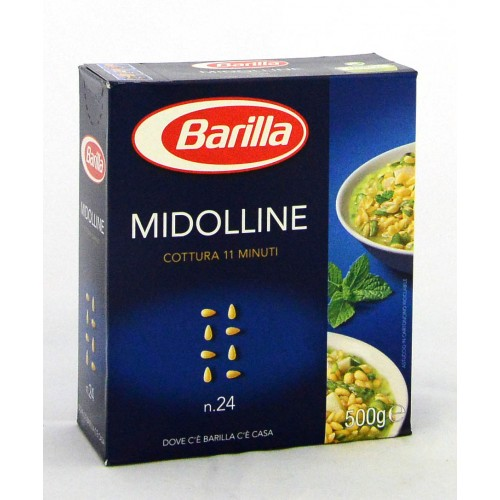PASTA MIDOLLINE BARILLA GR.500