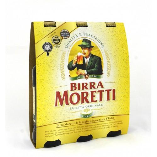 BIRRA MORETTI CL.33X3