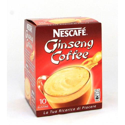 CAFFE' NESCAFE' GINSENG 10BS.