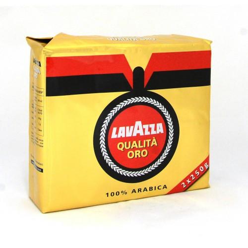 CAFFE' LAVAZZA Q/ORO GR.250X2