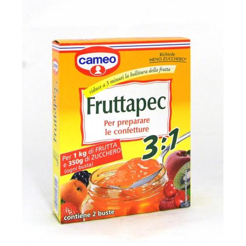 GELATINA FRUTTAPEC 3+1