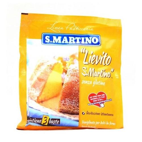 LIEVITO DOLCI S/GLUT S.MARTINO