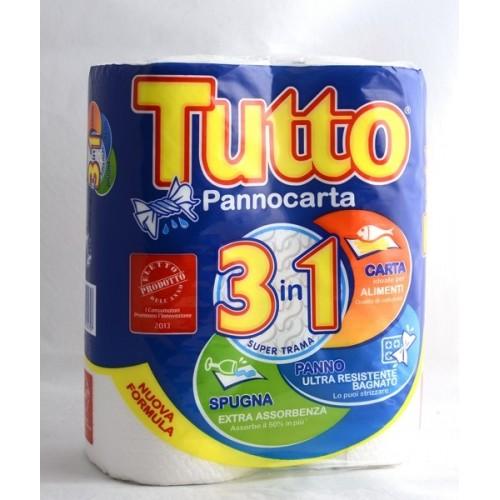 PANNOCARTA TUTTO 2 ROTOLI