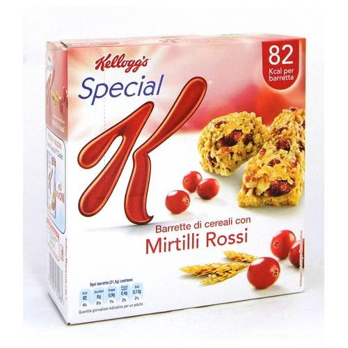 CEREALI SPECIAL K BARR.MIRTILLO KELLOGG'S