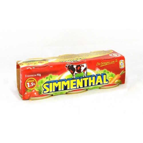 CARNE SIMMENTHAL GR.90X3