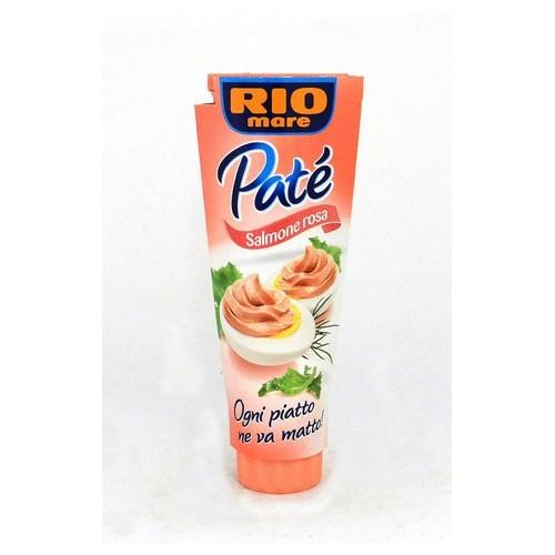 PATE' SALMONE RIO MARE GR.100