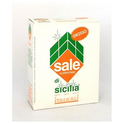 SALE DI SICILIA IODIO GROSSO KG.1