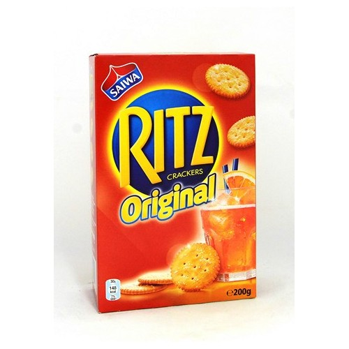 CRACKERS RITZ GR.200