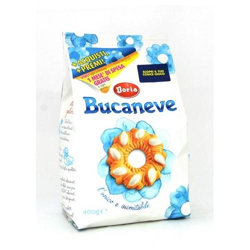 BISCOTTI BUCANEVE DORIA GR.400