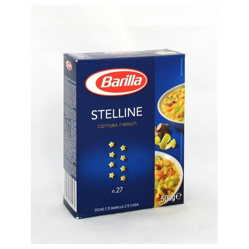 PASTA STELLINE BARILLA GR.500