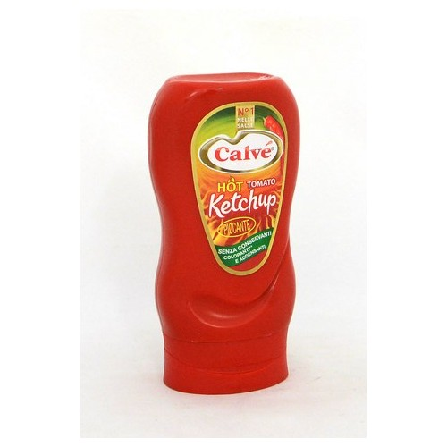 KETCHUP TOP-DOWN HOT CALVE' ML.250