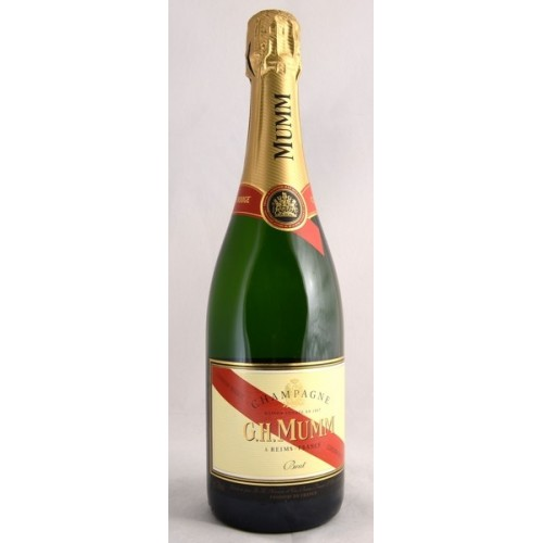 CHAMPAGNE CORDON ROUGE MUMM ML.750