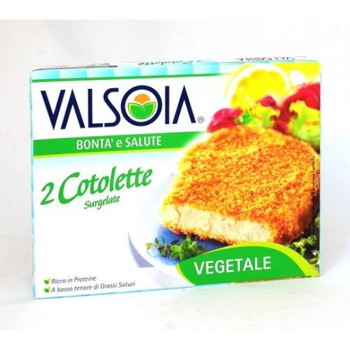 COTOLETTA VEGETALE VALSOIA GR.200