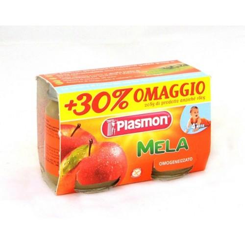 OMOGENEIZZATI MELA PALSMON GR.80X2
