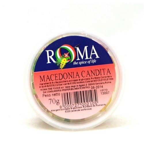 MACEDONIA CANDITA CUB. ROMA GR.70