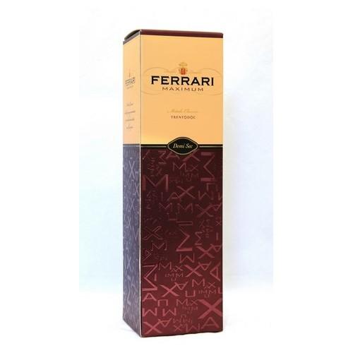 SPUMANTE FERRARI METODO CLASSICO ML.750