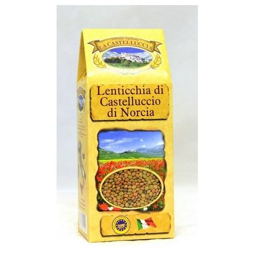 LENTICCHIE CASTELLUCCIO GR.500