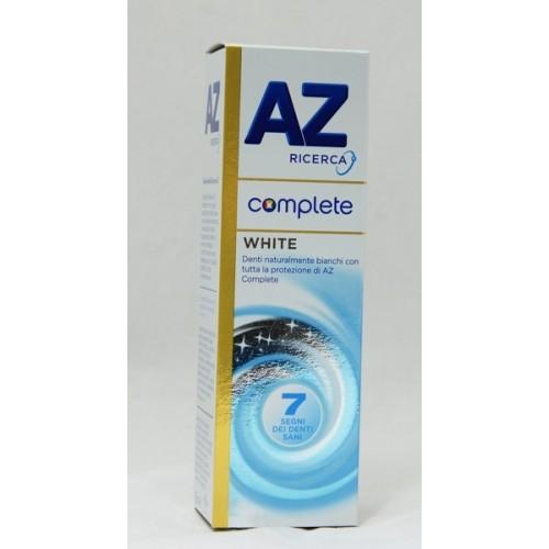 DENTIFRICIO AZ COMPLETE WHITE ML.75