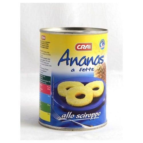 ANANAS SCIROPPATO CRAI GR.567