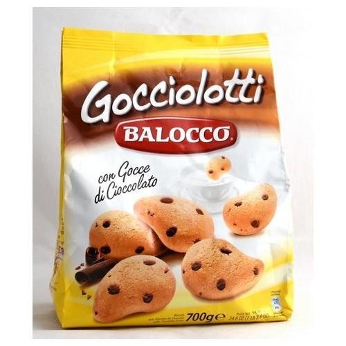 BISCOTTI GOCCIOLOTTI BALOCCO GR.700