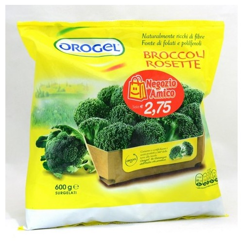 BROCCOLI OROGEL GR.400