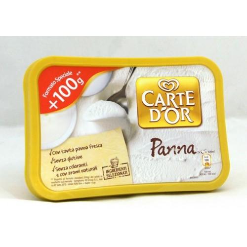 GELATO PANNA CART D'OR GR.400