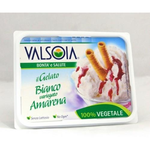 GELATO BIANCO/AMARENA VALSOIA GR.500