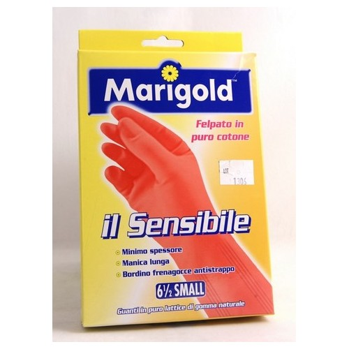 GUANTI SUPER SENSIBILI MARIGOLD PICCOLI