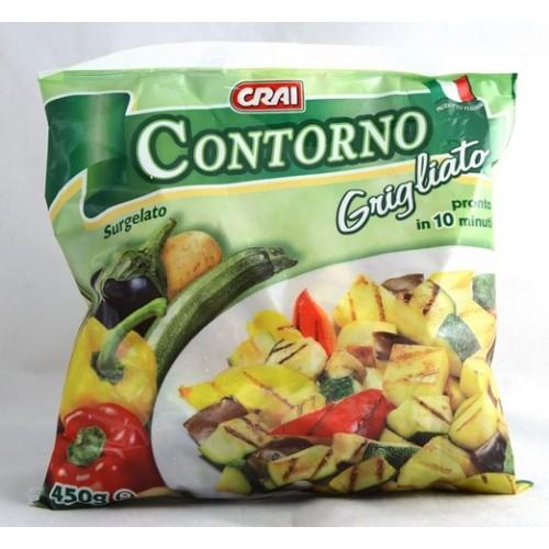CONTORNO MISTO GRIGLIATO CRAI GR.450