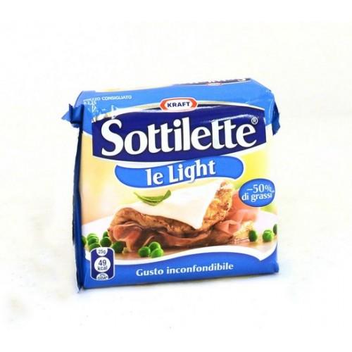FORMAGGIO SOTTILETTE LIGHT KRAFT GR.200