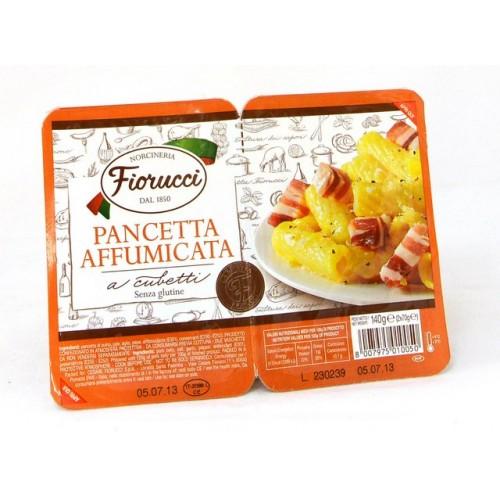 PANCETTA CUB AFF.FIORUCCI 140G