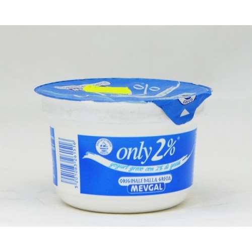 YOGURT GRECO ONLY 2% GR.175