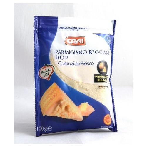 FORMAGGIO P/REGGIANO GRATT. CRAI GR.100