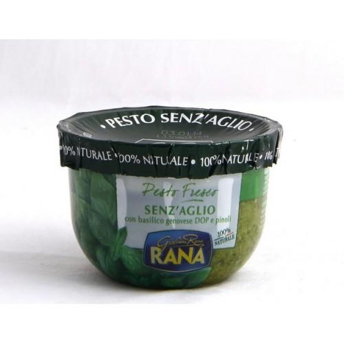 PESTO FRESCO S/AGLIO RANA