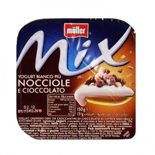 CREMA YOGURT NOC/CIOC. MIX MULLER GR.150