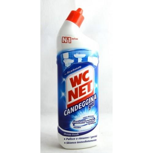 CANDEGGINA GEL WC NET IST.WHITE ML.700